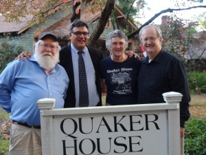 Quaker House Event 10-28-2015